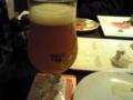 麦燃料は今日はお高め。ベルギービール。フルーティでウマー。