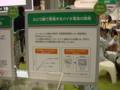 ソニー、ブドウ糖で発電するバイオ電池 (twitter from DSC-G3) #DSCG3