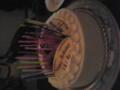 祝いケーキ♪
