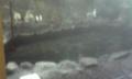 箱根の温泉で充電中。
