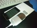 PocketWiFi(D25HW)+iPodTouchでネット接続成功。