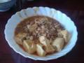 中華調味料を買ってマーボー豆腐作ってみた。おかんに残しておかなけ