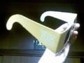 THX色味調整用メガネ
