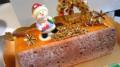 日付が変わりましたが、今年のケーキはトシヨロ(イヅカ)で す!か