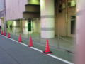 @itabashian 自転車で志村三丁目駅前を通ってトイザらス、コジマに行くん