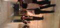 毎コンのクラリネット部門入選の弟が当日、NHKからインタ ビュー