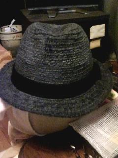 この帽子に勃起とかそんないやらしい発想をするにのはちんこが一番残