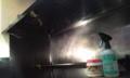 あいうぃん!洗剤革命とお湯とスコッチブライトのスポンジとタオルが