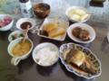 今日の昼メシ。へるすぃー。 L:群馬県藤岡市  #nobu_gourmet