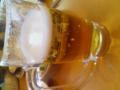 サイゼリアで今年最後の昼ビール♪