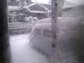 現在の積雪…いつから中部は雪国にっ(ガタブル