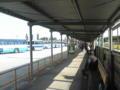 名護のバスターミナルがなんか雰囲気良い。アジアのバスターミナルみ