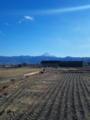 富士山がよくみえるー
