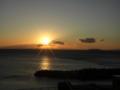 思いの外携帯通じず&朝日雲隠れでしたが良い日の出でした。コトヨロ