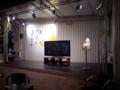 たこ焼きまるちゃんの所の舞台、二万5000円だよ。一人5000円