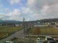 近江今津より南は既に全然雪ない