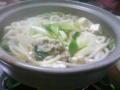 今日は鍋焼きうどん(^ω^) #katokichi