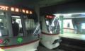 ちなみに泉岳寺駅では、白い悪魔3編成集合だったw