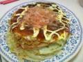 同郷の友人と広島風お好み焼き作って食べた!うますぎる