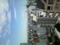 事務所から富士山が見えてます。
