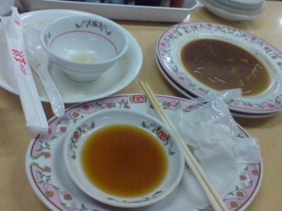 ゴソサマでした。腹くちたぁ。私、今なら中華キャノンが撃てそうな気