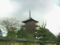 東寺ついたー!