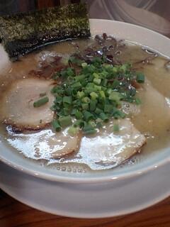 チャーシュー麺(*´Д`)