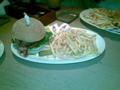 1400円のハンバーガーw