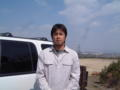 2005年4月16日のイクロー。服に注目!!