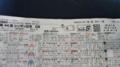 新感覚の競馬新聞『競馬チェック!』のサンプルです。本物は http://kei