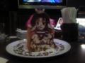 @yuzuruu 姐さんお誕生日おめでとうございます!エルルゥです☆