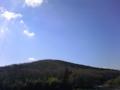 御座山w 拙作「山吹の門」に登場した御座山(のモデル)。 ほとんど丘