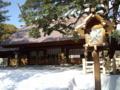 熱田神宮に行ってラファの健康と活躍を祈ってきた(^O^)なう♪