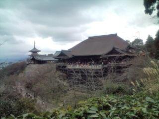 清水寺の写真はこれでした