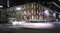 丸ノ内なう。夜の三菱ビルが萌える件について。