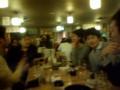 滋賀県守山高校の同級生との新年会。クリエーターが何人かいてポッド
