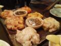 ホルモン盛合せ。  L:渋谷区円山町  #nobu_gourmet