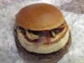 Texas Burger 厳つかった!食べているときにフェイク着信があった。