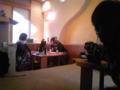 ふなばし宝殿06 映像素描、太田信吾作品の撮影開始。