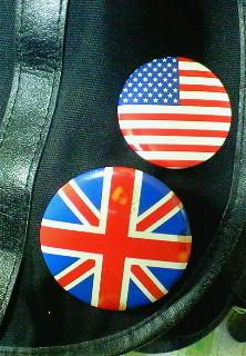 独立戦争みたいなイギリスを買い替えてあげたい。ついでに大きいフラ