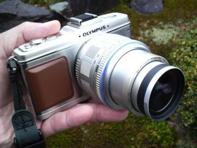 OLIMPUS PEN E-P2で京都撮影中。結構優れ物だが、バッテリーの減りが はや