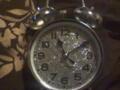 引越し祝いに貰った時計。アラームがびっくりするくらいデカイ!可愛