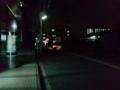 でもららぽーと出ると駅まではこんな感じ。あ〜本来の横浜線沿線風景