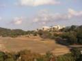 昨日のゴルフは暖かくて良かった。午後は小春日和だった