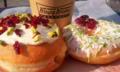 クイーンズスクウェアにあるクリスピークリームドーナツで一休み。ホ