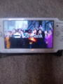 SMAPのNY新CM PSP-3000に転送