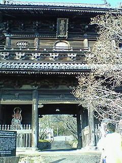 8番熊谷寺山門 #shikoku88