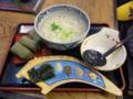 奈良 南大門前到着 志むらで塩うどんと柿の葉寿司を頂きます!