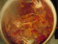トマト鍋にカニ入れた。 母親「フェイスハガー煮てるみたい」 ひど