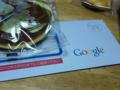 Googleさんからの郵便……?